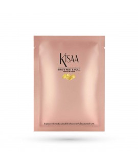 Bird's Nest & Gold Premium Mask  (1 box containing 10 sheets)