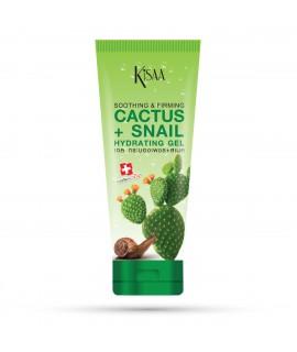 Cactus + Snail Hydrating Gel 175 ml.